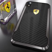 Ferrari ® iPhone XR APERTA Ultra-Thin with carbon fiber and Aluminum Alloy