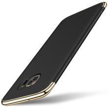 VAKU ® Samsung Note 5 Clint Series Ultra-thin Metal Electroplating Splicing PC Back Cover