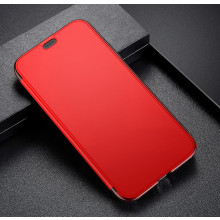 Baseus ® Apple iPhone XS Max Translucent Touch Sensible Flip case