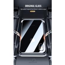 Vaku ® Apple iPhone X / XS Bayer 3 Series with Anti yellow + Anti explosion TPE case