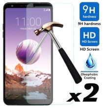 Dr. Vaku ® LG Optimus L3 Ultra-thin 0.2mm 2.5D Curved Edge Tempered Glass Screen Protector Transparent