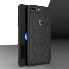 Lamborghini ® Apple iPhone 8 Plus Official Aventador-D7 Series Genuine Leather Back Cover