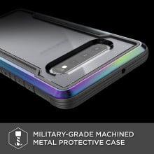Vaku ® Samsung Galaxy S10 Plus Anti-Drop Aluminum Defense Shield Cover