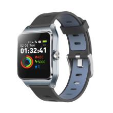 VAKU ® Dynamic Multifunctional Real-time Heart Rate Monitor + Activity Tracker Bluetooth 4.2 IP68 Waterproof Sports Watch