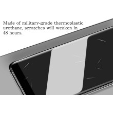 Dr. Vaku ® Micromax Canvas Play Q355 Ultra-thin 0.2mm 2.5D Curved Edge Tempered Glass Screen Protector Transparent