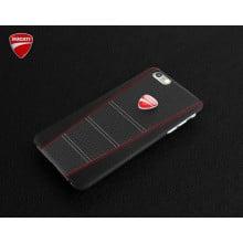 Ducati ® Apple iPhone 8 SCRAMBLER Series Genuine Leather Back Cover
