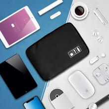 VAKU ® Portable Electronics Accessories Headphone / Earphone Cable / USB Organizer