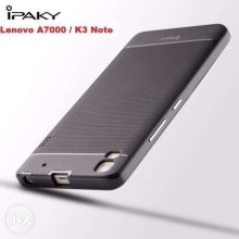 i-Paky ® Lenovo A7000 / K3 Note Ling Series Ultra-thin Electroplating Splicing PC Back Cover