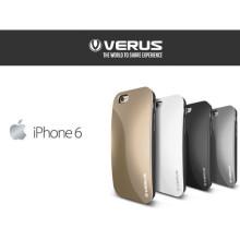 Verus ® Apple iPhone 6 Plus / 6S Plus Pebble Curved Ultra Glossy + Inbuilt Cardholder Back Cover