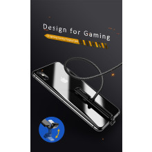 USAMS ® Gaming Series & 90 degrees Bending Fast charging Lightning data cable for iPhone X