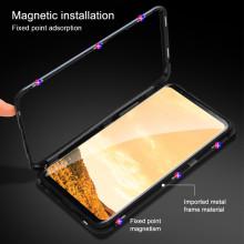 Vaku ® Samsung Galaxy S8 Plus Electronic Auto-Fit Magnetic Wireless Edition Aluminium Ultra-Thin CLUB Series Back Cover