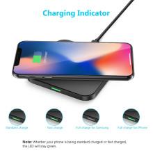 Choetech ® T511–S Qi Certified 10 Watt Triple Charging Mode Wireless Charging Pad