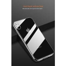 VAKU ® Apple iPhone X / XS Transparent Creative Series Anti-Drop 4-Corner 360° Protection Back Cover