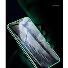 Dr. Vaku ® Apple iPhone XR 5D Radium Curved Ultra-Strong Full Screen Tempered Glass