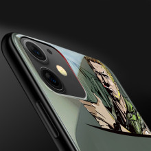 Vaku ® Apple iPhone 11 Terminator Rocket Launcher Designer Print Transparent Back Cover