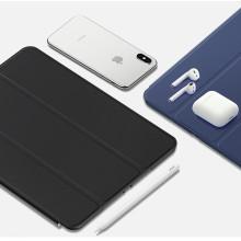 VAKU ® Apple iPad Mini 1/2/3 Snap-On Series Ultra-thin Leather Smart Flip Cover