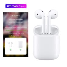 AirPods  1:1 AirPods Bluetooth enabled Wireless earphones With Apple Software & PopUp Window Function Bluetooth v5.0+EDR