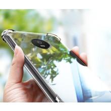 Vaku ® Motorola G5 PureView Series Anti-Drop 4-Corner 360° Protection Full Transparent TPU Back Cover Transparent