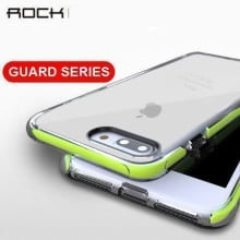 Rock ® Apple iPhone 8 High-Drop Crash-Proof Ultra Guard Series Three-Layer Protection TPU Back Cover