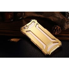 R-JUST ® Apple iPhone 6 / 6S GUNDAM Solid Colour Shockproof Aluminium Alloy Metal Case Back Cover