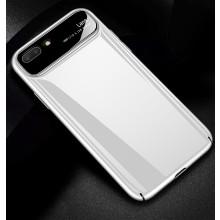 Vaku ® Oppo A5 Polarized Glass Glossy Edition PC 4 Frames + Ultra-Thin Case Back Cover