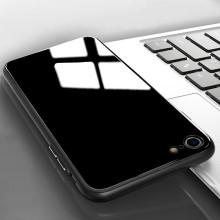 Vaku ® Apple iPhone 8 Flexi Series Ultra-Shine Luxurious Tempered Finish Thin Back Cover