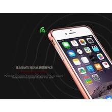 Joyroom ® Apple iPhone 6 Plus / 6S Plus Ultra-thin Screw-less 24K Electroplated Aircraft Grade Aluminium Frame Bumper Case / Cover