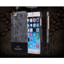 Kajsa ® Apple iPhone 6 Plus / 6S Plus Glamorous Rich Skin Ultra Faux Leather Protective Case Back Cover