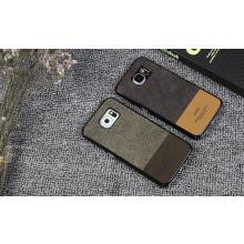 Kajsa ® Samsung Galaxy S6 Vintage Nostalgic Ultra-thin Protective Case Back Cover