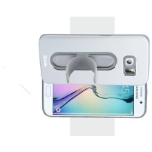 Aliki ® Samsung Galaxy S6 Moko Series Aircraft Grade Aluminium Metal Case with Press Button Stand Back Cover