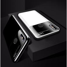 Vaku ® Xiaomi Mi A2 Lite Polarized Glass Glossy Edition PC 4 Frames + Ultra-Thin Case Back Cover