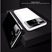 Vaku ® Oneplus 5T Polarized Glass Glossy Edition PC 4 Frames + Ultra-Thin Case Back Cover