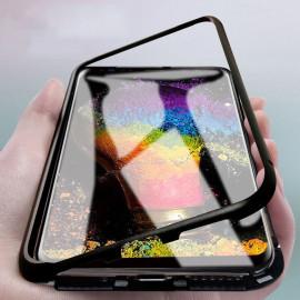 Vaku ® Samsung Galaxy S8 Electronic Auto-Fit Magnetic Wireless Edition Aluminium Ultra-Thin CLUB Series Back Cover