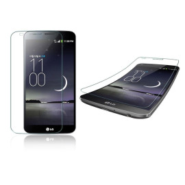 Dr. Vaku ® LG G Flex Ultra-thin 0.2mm 2.5D Curved Edge Tempered Glass Screen Protector Transparent