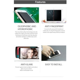 Ortel ® Micromax A73 Screen guard / protector