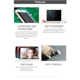 Ortel ® Xiaomi Mi3 Screen guard / protector for Front + Back