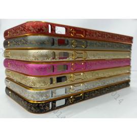 ProCASE ™ Apple iPhone 5 / 5S / SE Designer Premium Aluminium Bumper Case / Cover