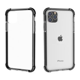 Luxos ® Apple iPhone 11 Pro Max High-Drop Crash-Proof Ultra Curator Series Three-Layer Protection TPU Back Cover