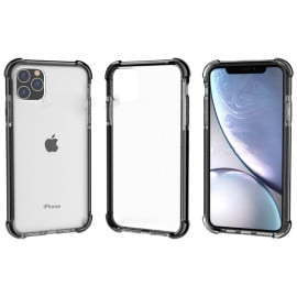 Luxos ® For Apple iPhone 11 Pro High-Drop Crash-Proof Ultra Curator Series Three-Layer Protection TPU Back Cover