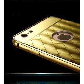 Xuenair ® Apple iPhone 6 / 6S Dazzling Acrylic Ultra Slim Metal Electroplating Aluminium Bumper + Back Cover