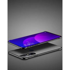 VAKU ® Vivo V15 Frameless Semi Transparent Cover (Ring not Included)