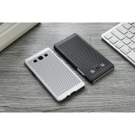 ioop ® Samsung Galaxy J7 (2015) Perforated Series Heat Dissipation Hollow PC Back Cover