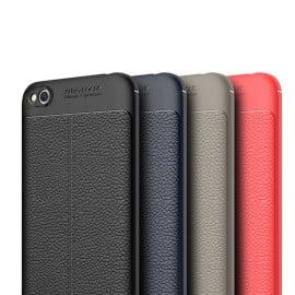 Vaku ® Xiaomi Redmi 5A Kowloon Series Top Quality Soft Silicone 4 Frames + Ultra-Thin Transparent Back Cover