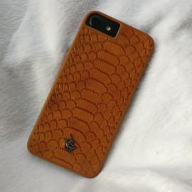 Santa Barbara Polo Club ® Apple iPhone SE 2020 Knight Series Finish PU Leather Back Cover