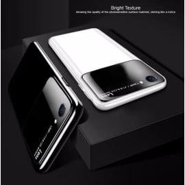 Vaku ® Oppo Realme 1 Polarized Glass Glossy Edition PC 4 Frames + Ultra-Thin Case Back Cover