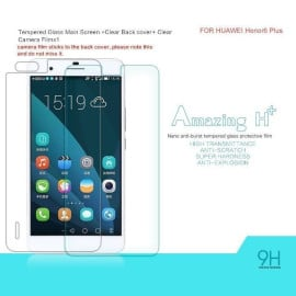 Dr. Vaku ® Huawei Honor 6 Plus Ultra-thin 0.2mm 2.5D Curved Edge Tempered Glass Screen Protector Transparent