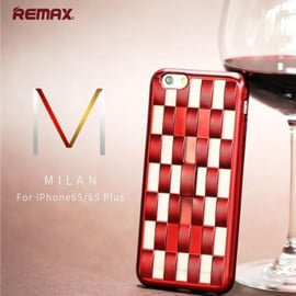 Remax ® Apple iPhone 6 Plus / 6S Plus Milan Series Ultra-thin Slim Fit with hidden Ring Support Back Cover