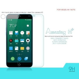 Dr. Vaku ® Meizu Note M1 Ultra-thin 0.2mm 2.5D Curved Edge Tempered Glass Screen Protector Transparent