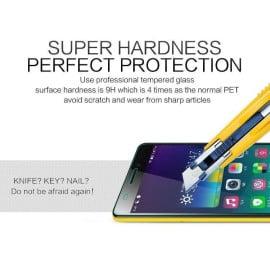 Dr. Vaku ® Intex Aqua 4G+ Ultra-thin 0.2mm 2.5D Curved Edge Tempered Glass Screen Protector Transparent