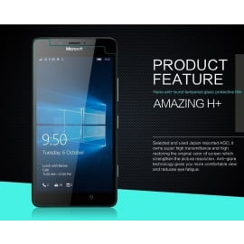 Dr. Vaku ® Microsoft Lumia 950 Ultra-thin 0.2mm 2.5D Curved Edge Tempered Glass Screen Protector Transparent
